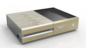 Золотая Xbox One