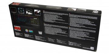 Задний план. Некоторые технические характеристики для тех, кто хочет рассказывать о своей клавиатуре, не вскрывая упаковку.