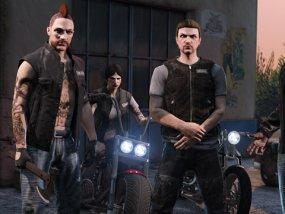 Обновления «Байкеры» для GTA Online
