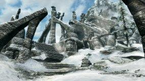 Skyrim на PS4 Pro
