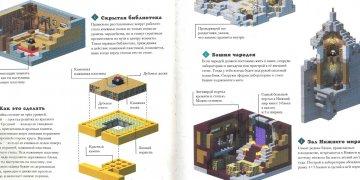 «Средневековая крепость. Взгляд изнутри. Minecraft»