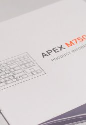SteelSeries Apex M750 TKL