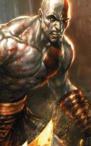 Кратос, God of War