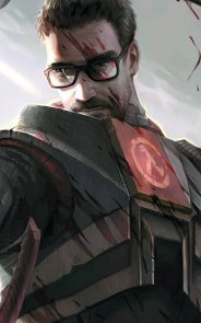 Гордон Фримен, Half-Life
