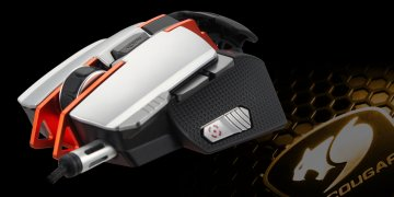 Флагманская игровая лазерная мышь COUGAR 700M