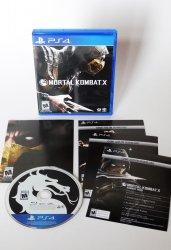 Содержимое Mortal Kombat X Kollector's Edition by Coarse.