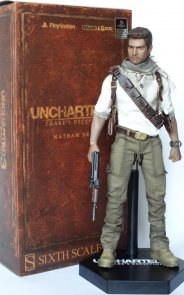 Uncharted 3: Drake's Deception Nathan Drake Sixth Scale