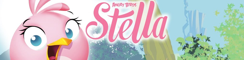 Angry Birds Stella: Best Friends Forever