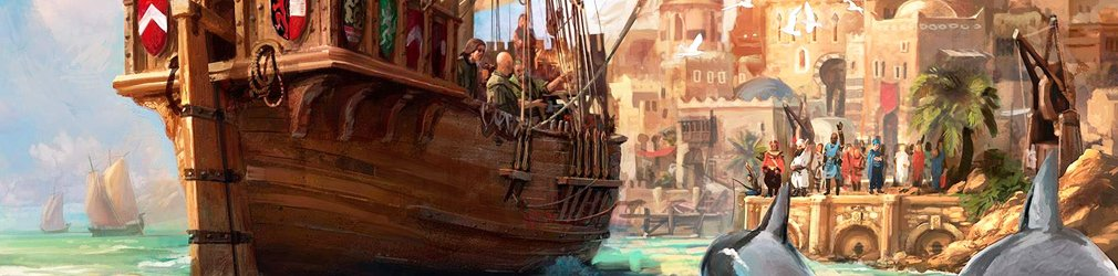 Anno 1404 (Dawn of Discovery)