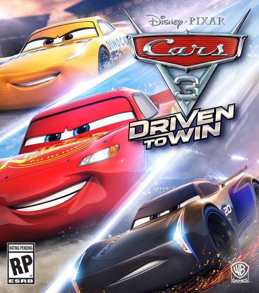 Cars 3 игра скачать торрент pc