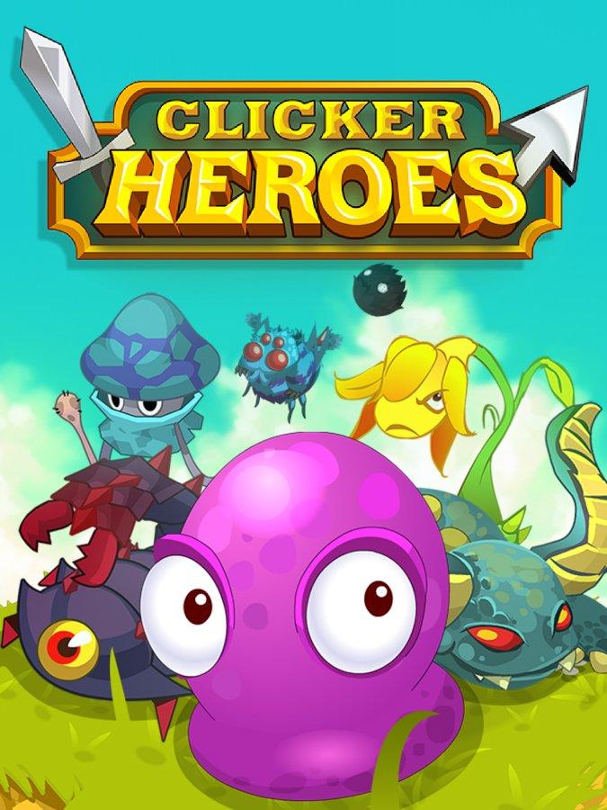 скачать hero clicker на андроид