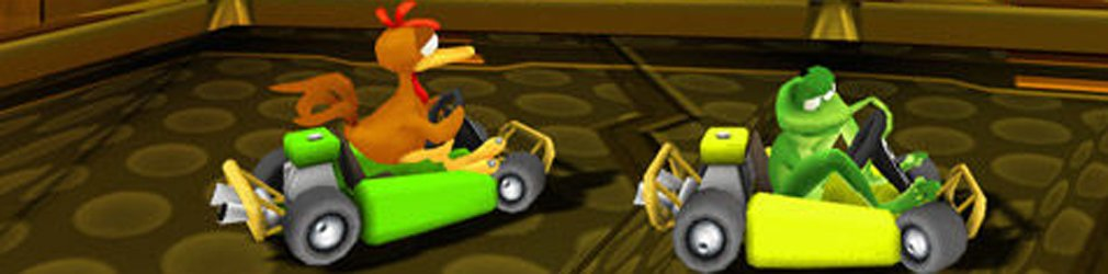 Crazy Chicken: Kart 2