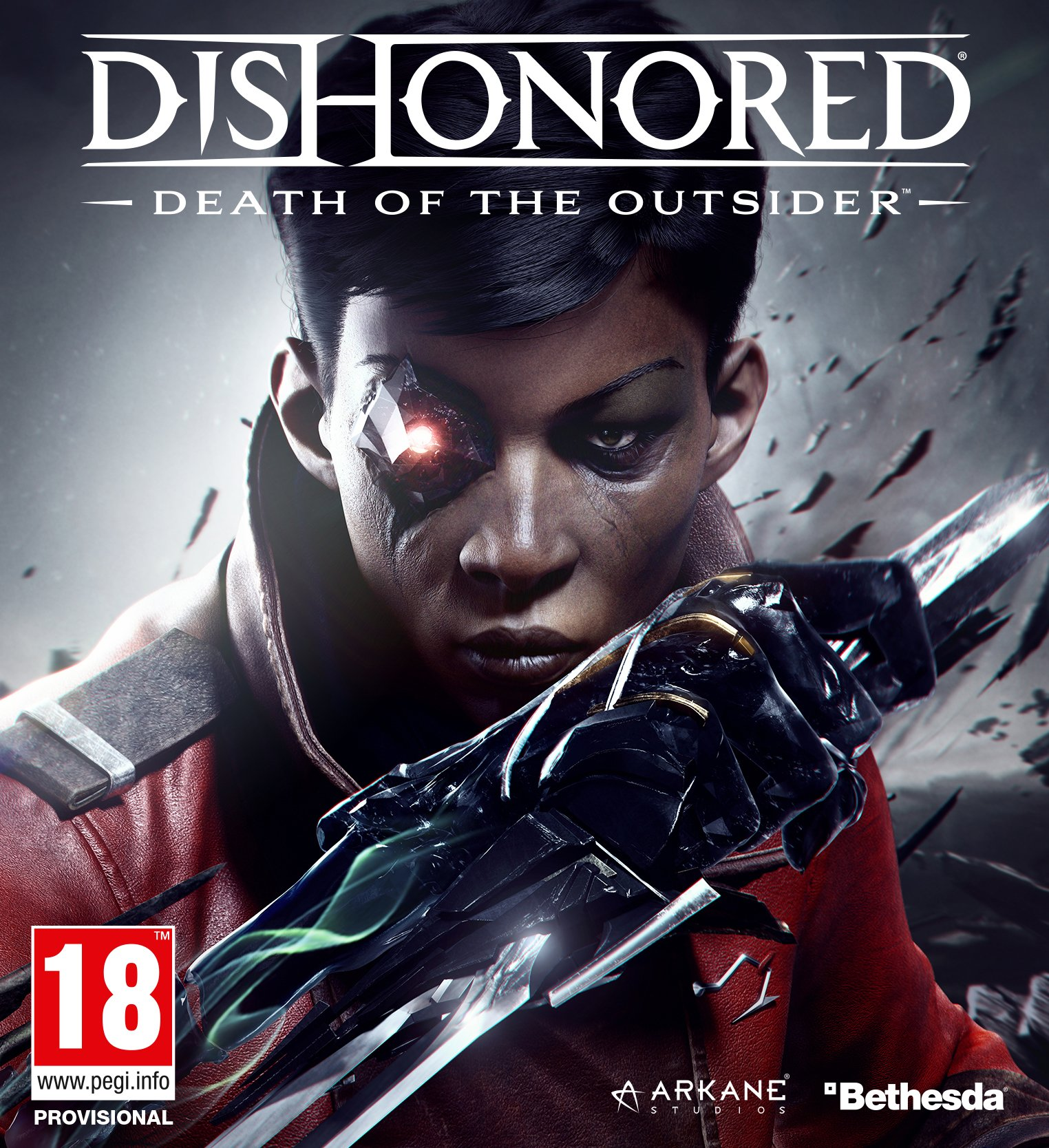 Dishonored: Death of the Outsider Crack (2017)