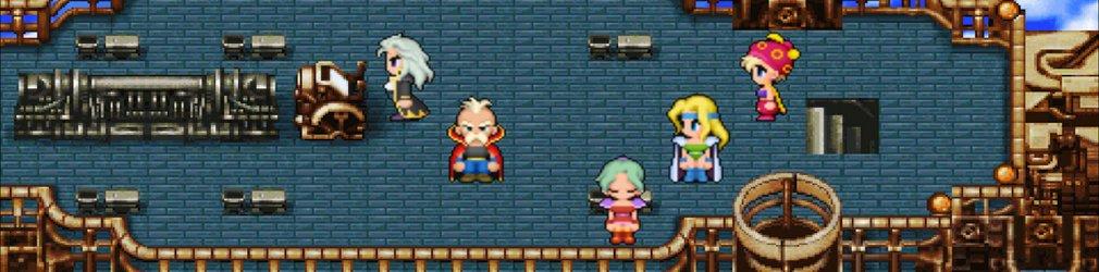 Final Fantasy VI (Final Fantasy III International)