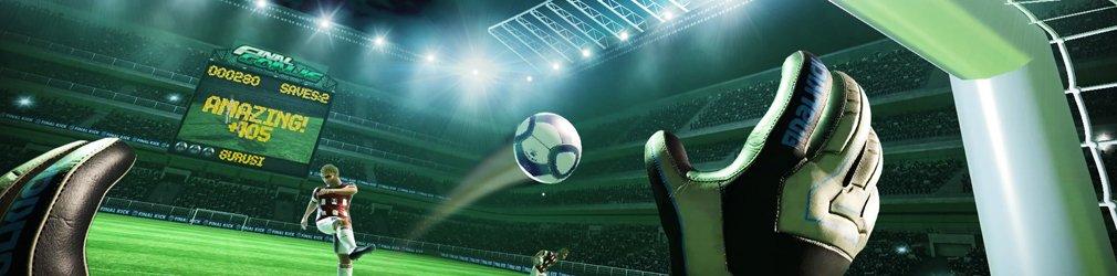 Final Goalie: Football simulator