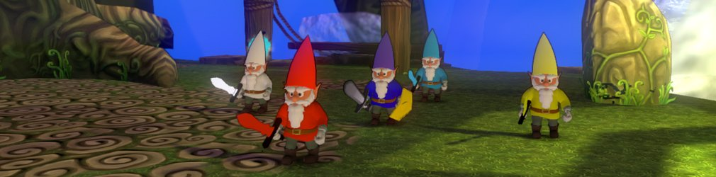 Gnomes vs. Fairies