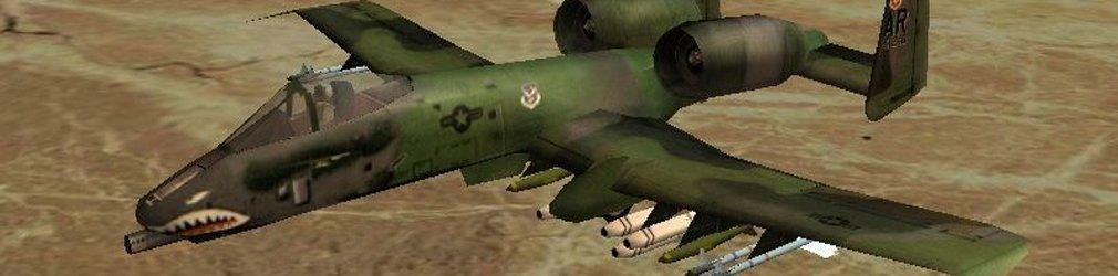 Jane's Combat Simulations: USAF