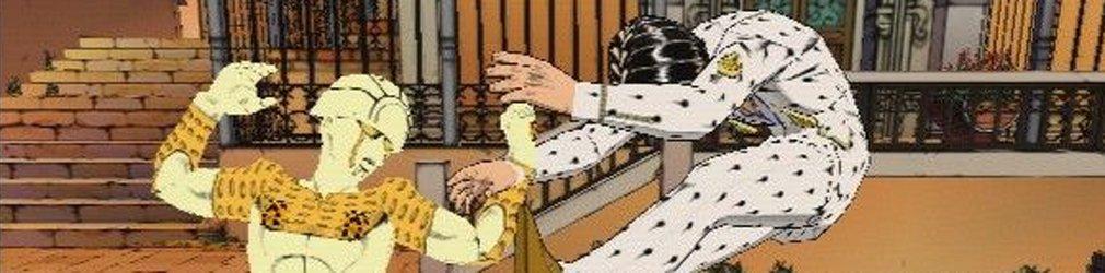Jojo no Kimyo na Boken: Ogon no Kaze