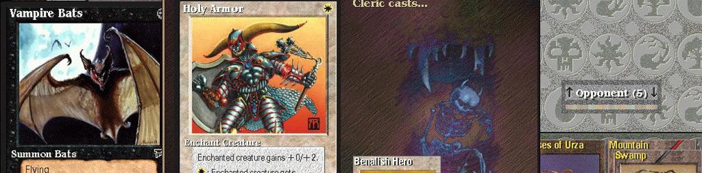 Magic: The Gathering - Spells of the Ancients