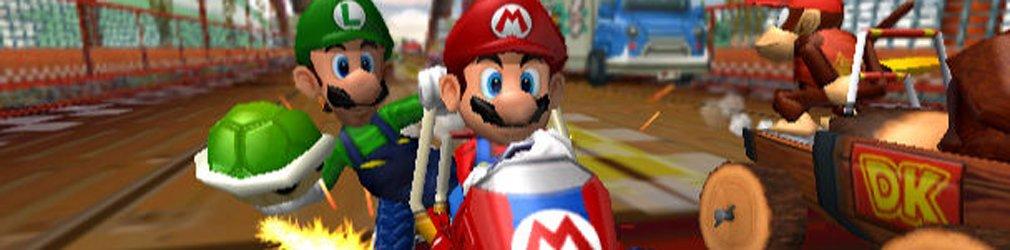 Mario Kart: Double Dash!!