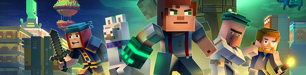 Minecraft: Story Mode Season 2 - A Telltale Games Series