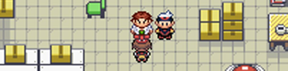 Pokemon Ruby and Pokemon Sapphire