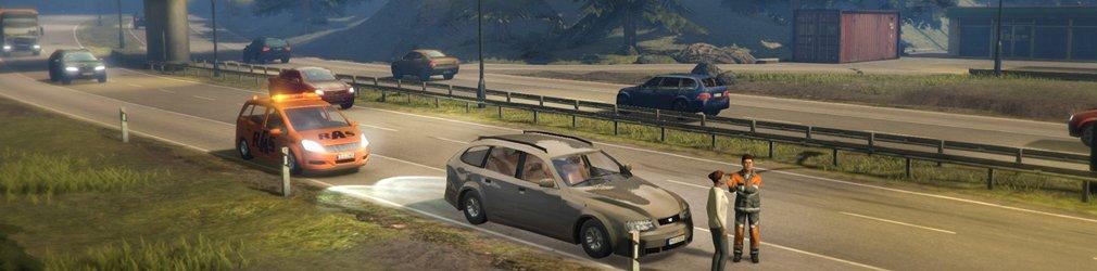 Roadside Assistance Simulator