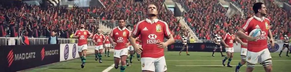 Rugby Challenge 2: The Lions Edition