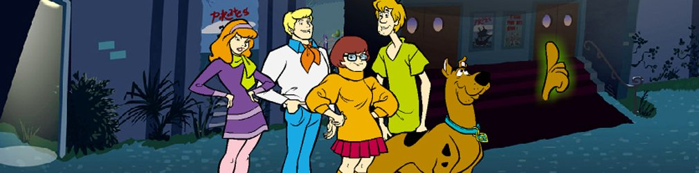 Scooby-Doo!: Case File #3 - Frights! Camera! Mystery!