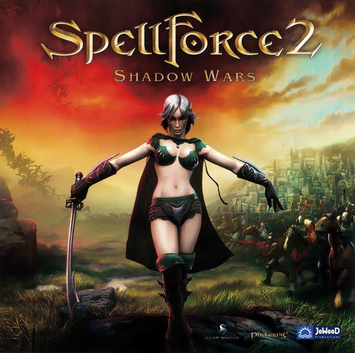 spellforce 2 shadow wars баг с камерой