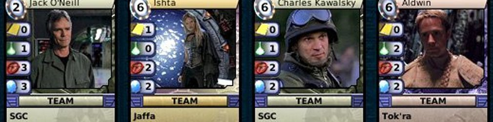 Stargate Online Trading Card Game