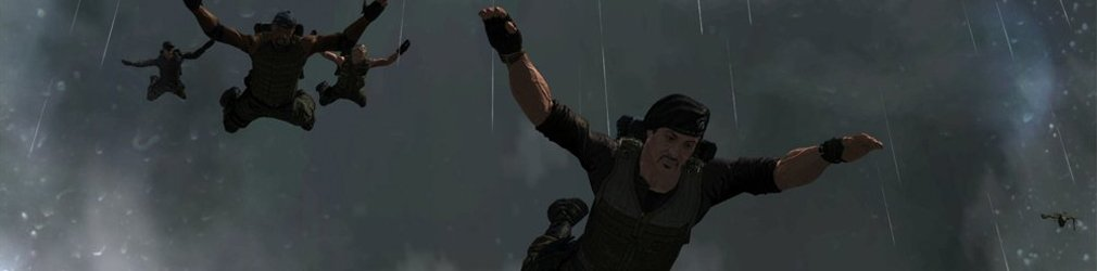 The Expendables 2 Video Game