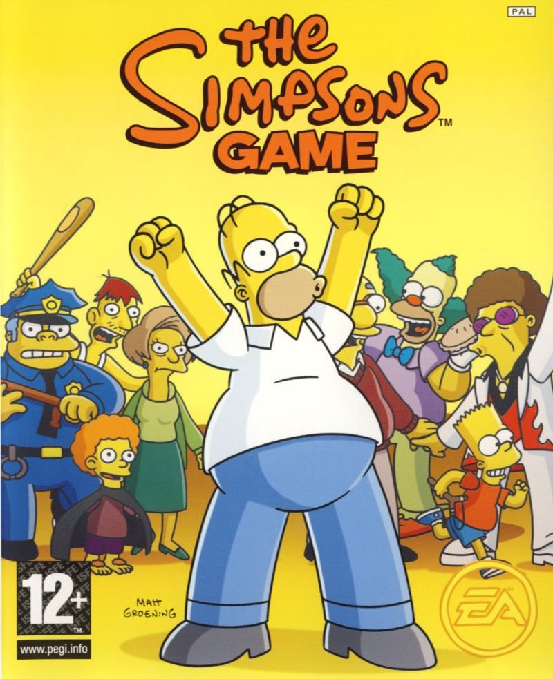 The simpson Ps2