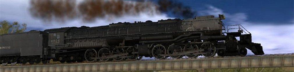 Trainz: Virtual Railroading on your PC