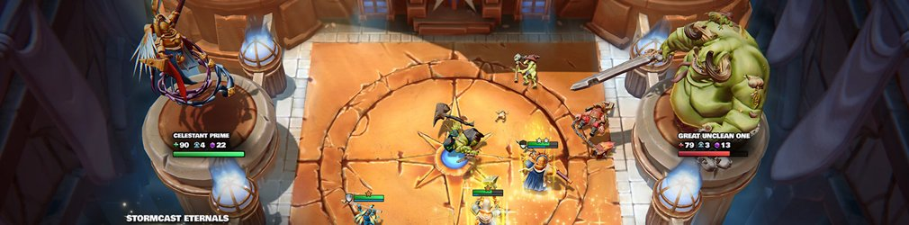Warhammer Age of Sigmar: Soul Arena