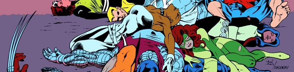 X-Men 2: The Fall of the Mutants