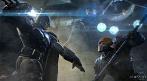 1С-СофтКлаб выступит издателем Batman: Arkham Origins