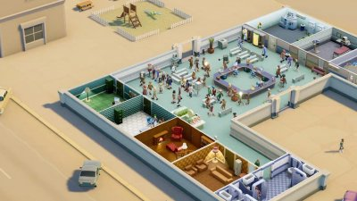 Анонс Close Encounters для Two Point Hospital