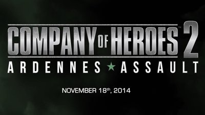 Анонс Company of Heroes 2: Ardennes Assault