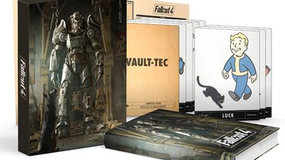 Анонс Fallout 4 Ultimate Vault Dweller's Survival Guide Bundle