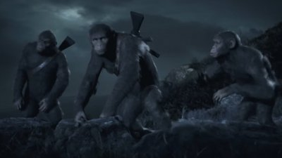 Анонс игры Planet of the Apes: Last Frontier