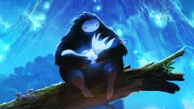 Анонс Ori and The Blind Forest