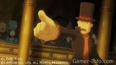 Анонс Professor Layton vs. Ace Attorney