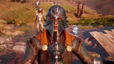 Анонс сюжетного DLC Trespasser для Dragon Age: Inquisition