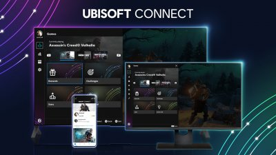 Анонс Ubisoft Connect