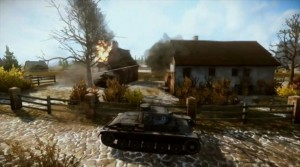 Анонс World of Tanks для Xbox 360