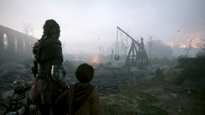 A Plague Tale: Innocence – релиз в следующем году