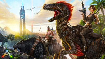 ARK: Survival Evolved появится на iOS и Android