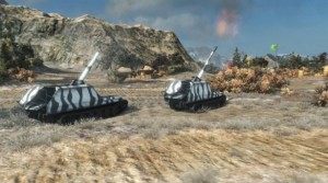 Изменения в артиллерии с новым обновлением World of Tanks