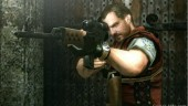 Барри Бартон в Resident Evil: The Mercenaries 3D